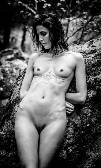 After Soaking Artistic Nude Photo by Photographer Beauty is Light