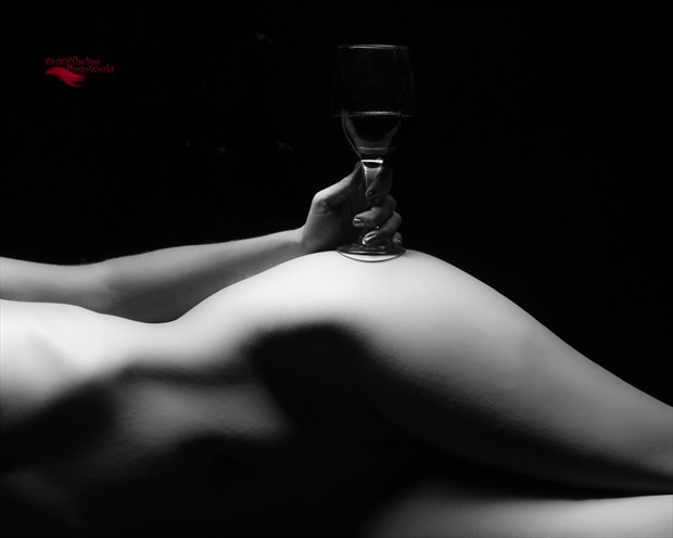 After a Long Day Artistic Nude Artwork by Photographer Miller Box Photo
