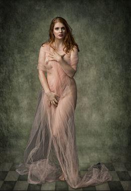 Aim%C3%A9e Garriock Artistic Nude Photo by Photographer Tom Gore
