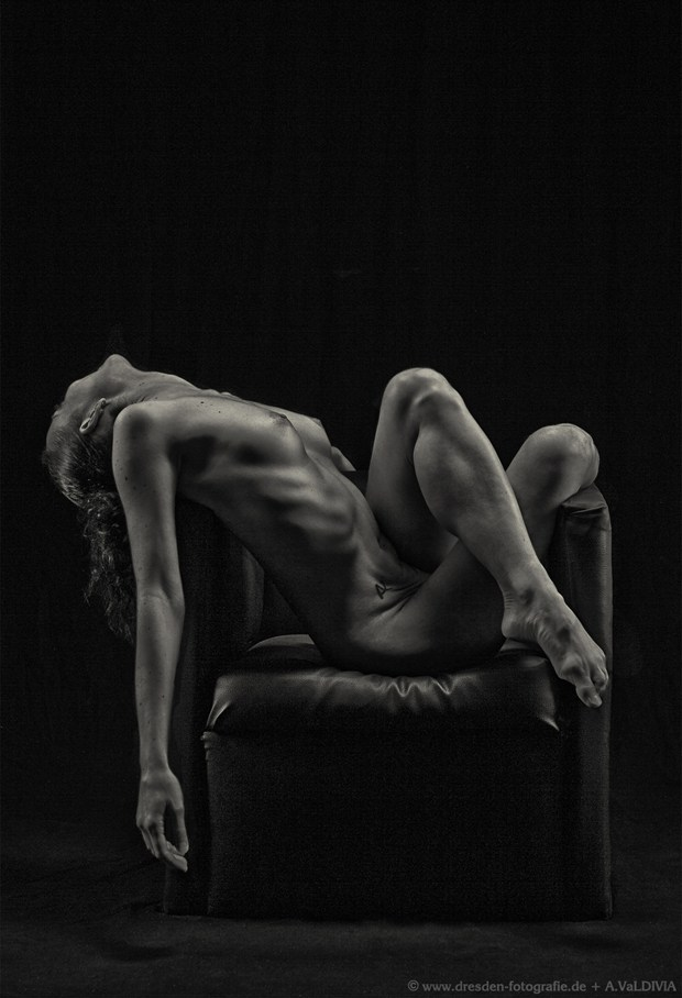 Akt by S.Dittrich Artistic Nude Photo by Model Just Ana