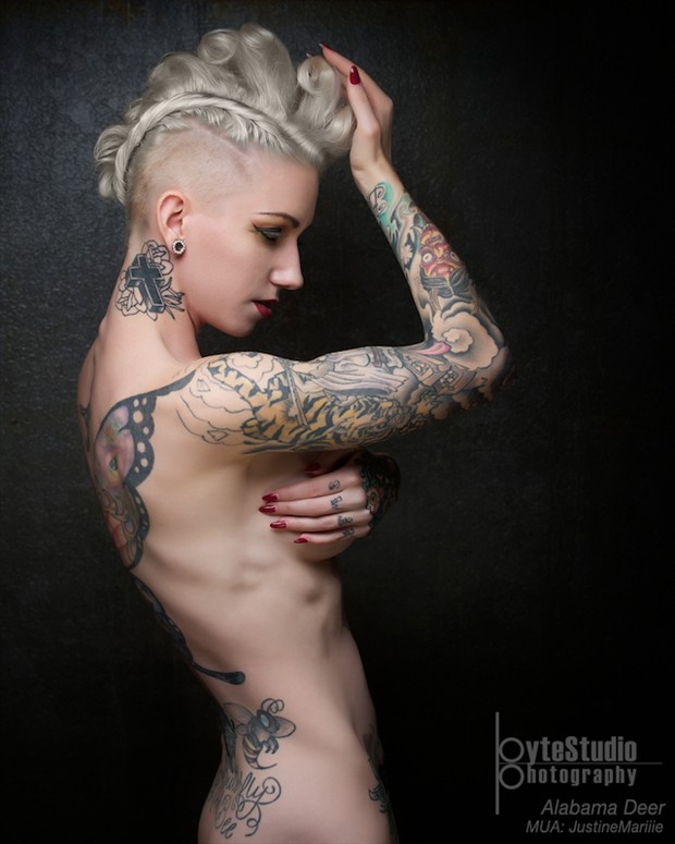 Alabama II   II Tattoos Photo by Photographer ByteStudio Photography