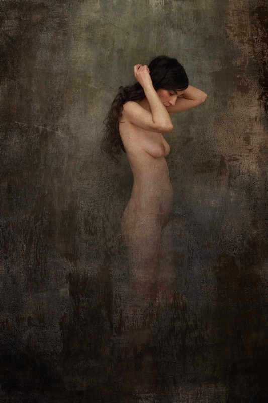 Alba 1 Artistic Nude Photo by Artist Gentil
