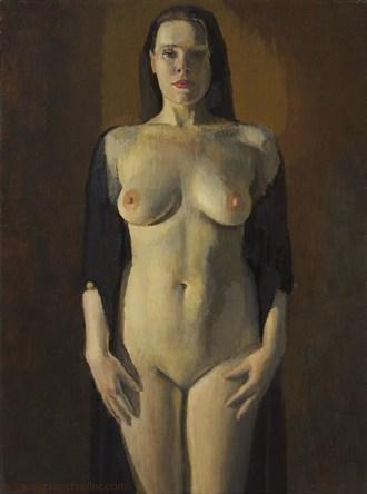 Alba Erotic Artwork by Artist Nicolas Granger Taylor