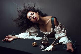 Alchemy   Cunene Fantasy Photo by Model BriarRose