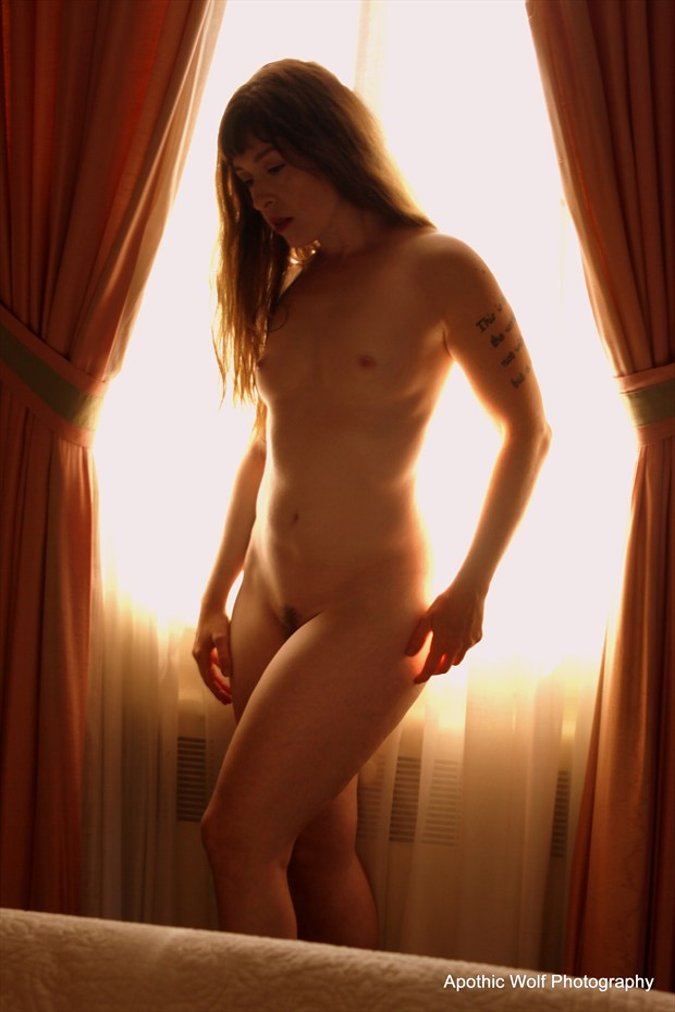 Alexandra Artistic Nude Artwork by Photographer A W Photography
