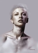 Alice Artistic Nude Artwork by Artist Contesaia