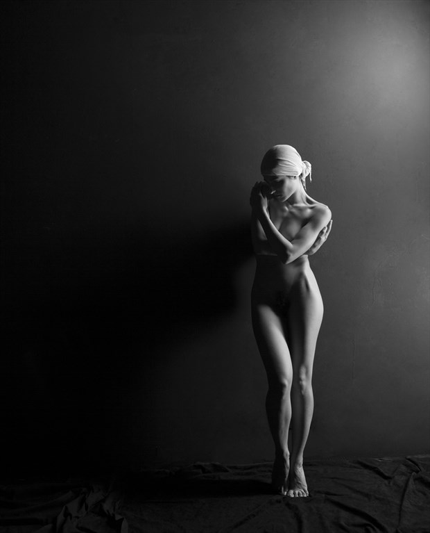 Alice Sergeant Ice Artistic Nude Photo by Photographer Adrian