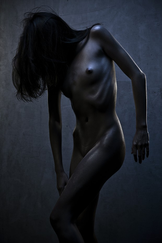 Alien Artistic Nude Photo by Model IDiivil
