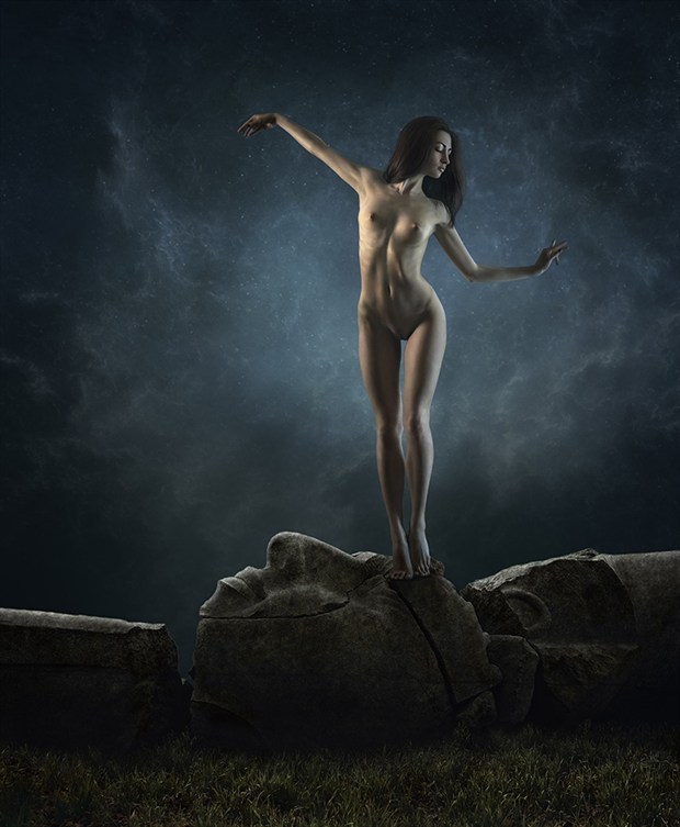 Alina  Artistic Nude Photo by Photographer dml