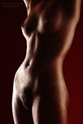 All Lubed Up ! Artistic Nude Photo by Model Jasmine