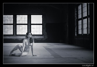All by herself Artistic Nude Photo by Model Diana
