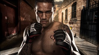 Alley Fighter Tattoos Photo by Photographer Tony Mandarich