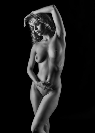 Allure Artistic Nude Photo by Photographer John Logan