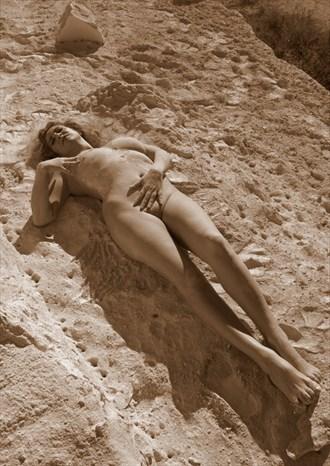 Alma Artistic Nude Photo by Model Alma Alexei