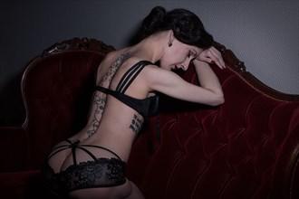 Alone At Last 1 Tattoos Photo by Model Myrtha Meadows