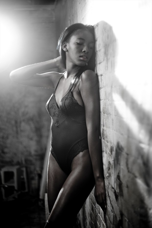Alone Lingerie Photo by Photographer Dexellery Photo