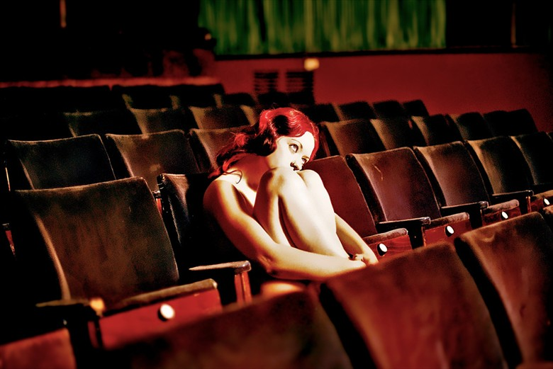 Alone... Sensual Photo by Photographer J. F. Novotny