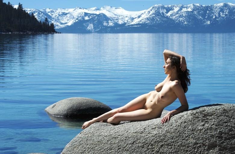 Alpine Mermaid Nature Photo by Photographer Eric Lowenberg