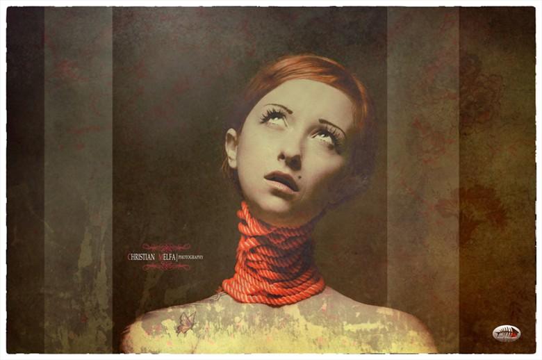 Alternative Model Experimental Photo by Photographer Christian Melfa