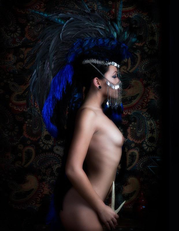 Alternative Model Fashion Artwork by Model EchoManika