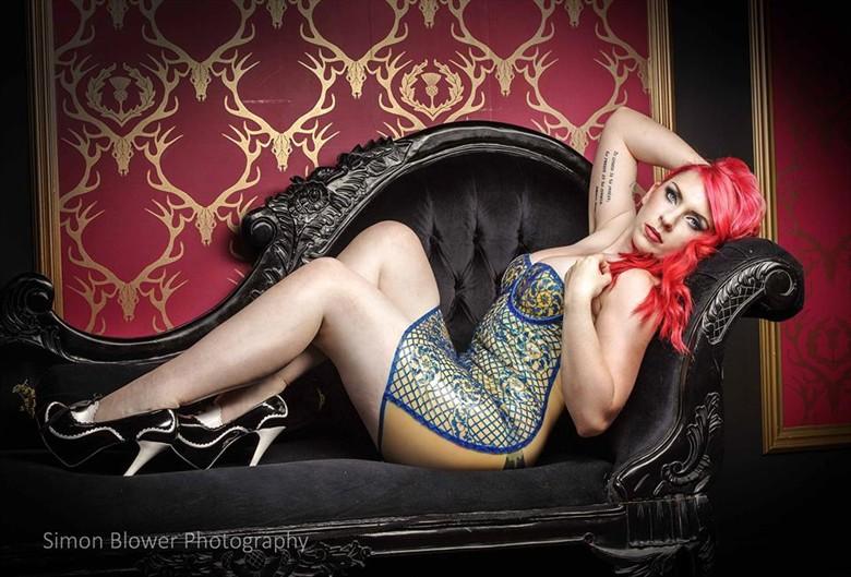Alternative Model Fashion Photo by Model Echelon
