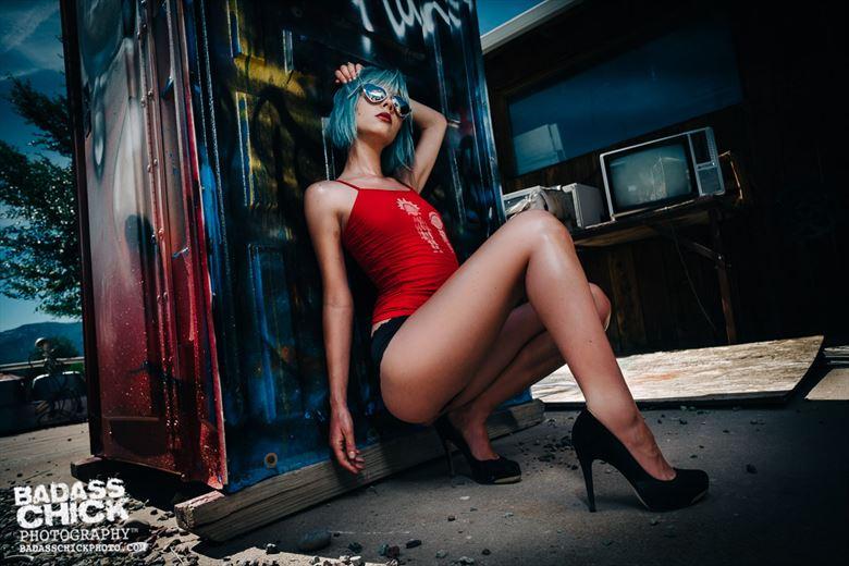 Alternative Model Fashion Photo by Photographer BADASSCHICK Photography