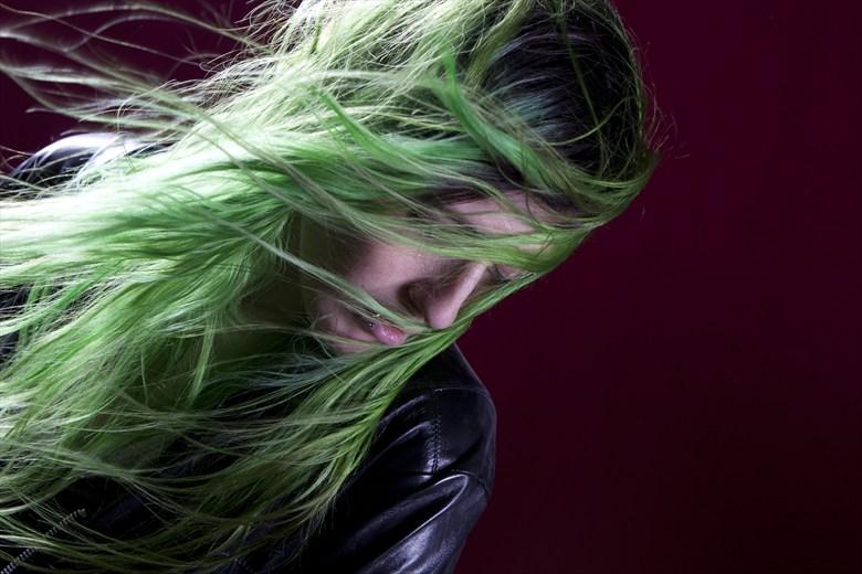 Alternative Model Fashion Photo by Photographer BeFrank