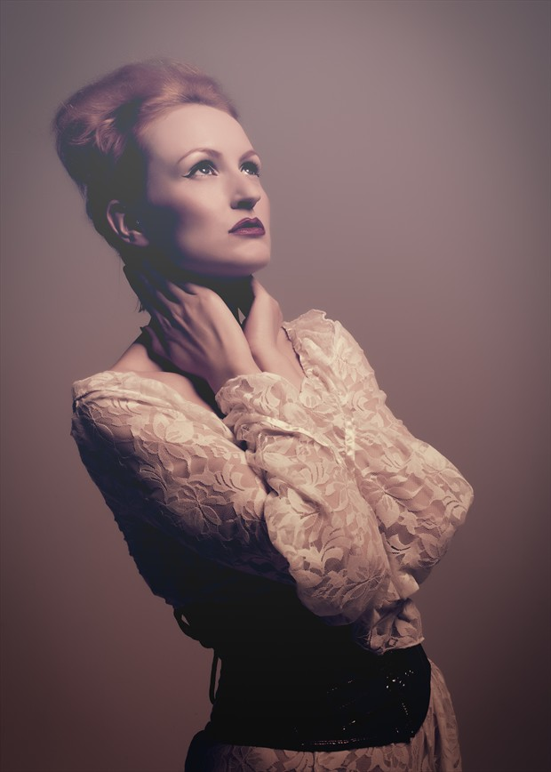 Alternative Model Fashion Photo by Photographer Malurwin