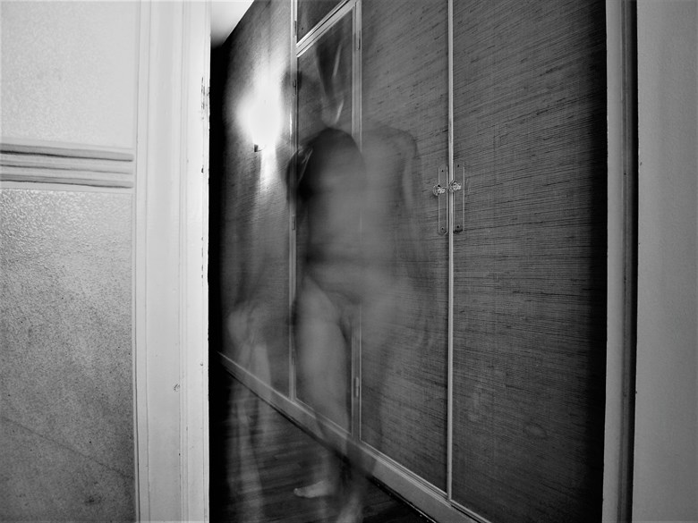 Alternative Model Figure Study Photo by Artist Sebastien FreeZone