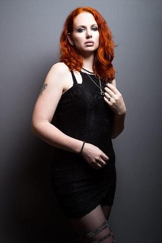 Alternative Model Gothic Photo by Model  Pinklilith