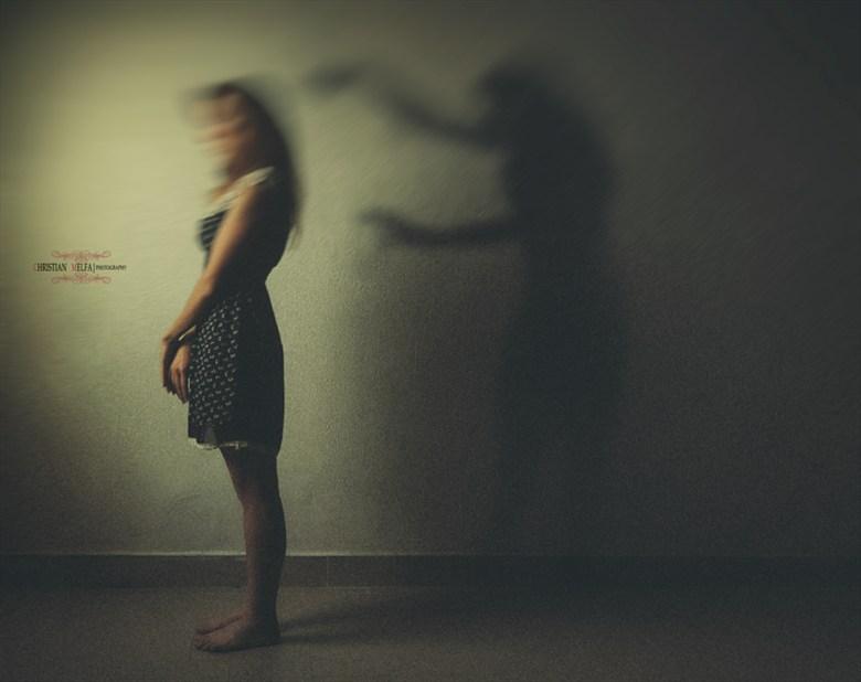 Alternative Model Horror Photo by Photographer Christian Melfa