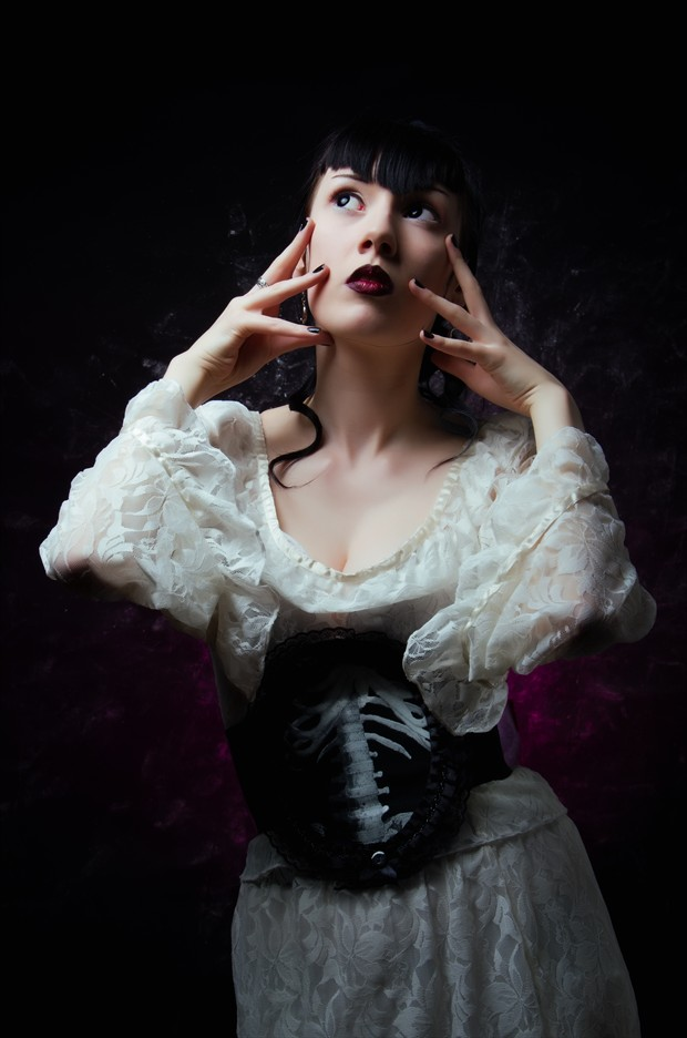 Alternative Model Horror Photo by Photographer Malurwin
