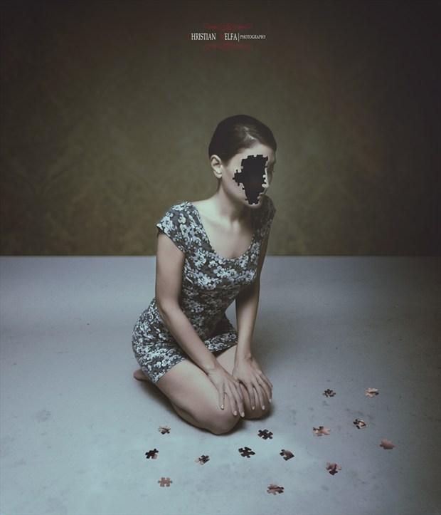 Alternative Model Photo Manipulation Photo by Photographer Christian Melfa