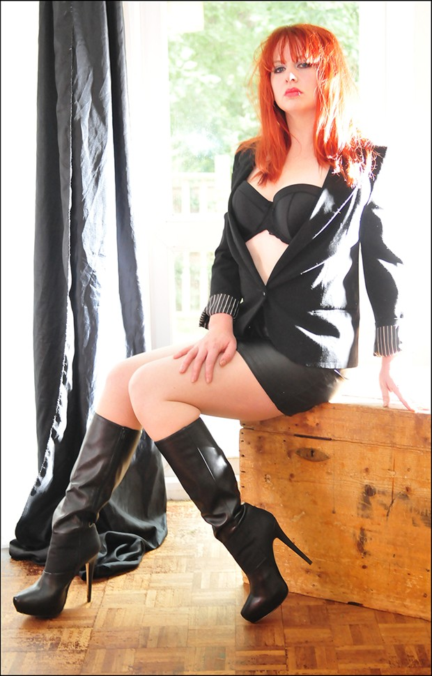 Alternative Model Photo by Model  Pinklilith