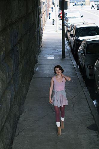 Alternative Model Portrait Photo by Model Opallette