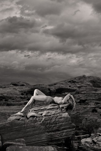 Alyssa Artistic Nude Photo by Photographer wesfoto