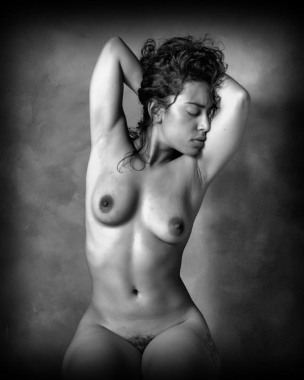 Amanda Artistic Nude Photo by Photographer pblieden