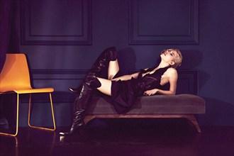 Amandine Fashion Photo by Photographer Duck Feeney