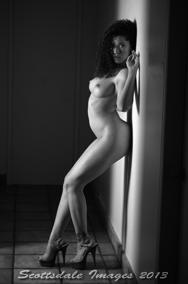 Amelia Artistic Nude Photo by Photographer Scottsdale Images