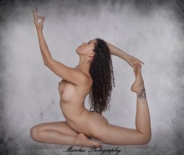 Amelia Simone Artistic Nude Photo by Photographer Marvlus
