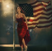 America Photo Manipulation Artwork by Photographer gracefullywicked
