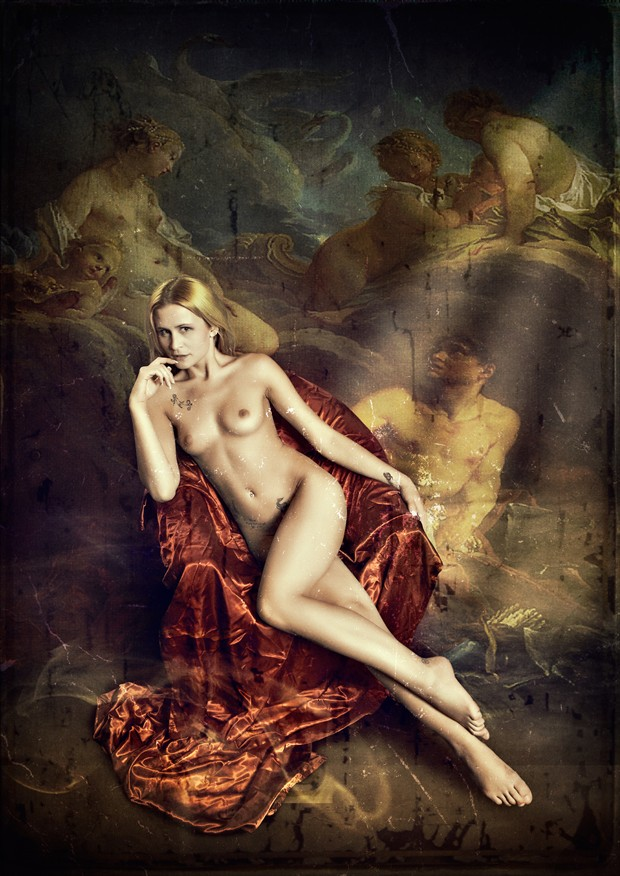 Amok in Paradise Erotic Artwork by Photographer Von Sel Photo