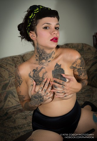 Amy Artistic Nude Photo by Photographer Metro West Magical Photography