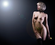 Amy Rose Artistic Nude Photo by Photographer ManCave