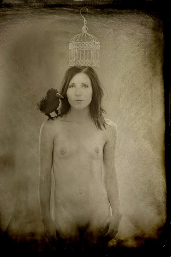 Amye Artistic Nude Photo by Photographer Pat Berrett