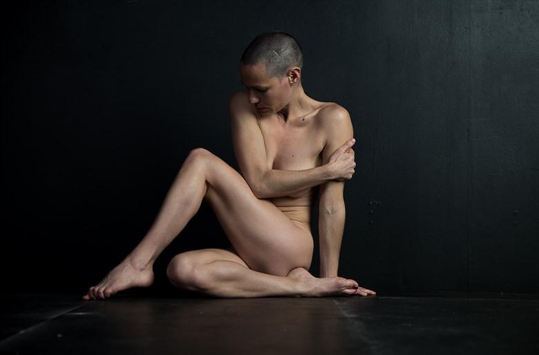 An Eleusinian Mystery Artistic Nude Photo by Model Hummingbird Star