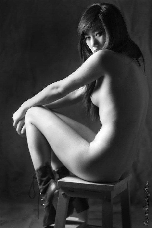 An Jing 1 Artistic Nude Photo by Photographer Dexellery Photo