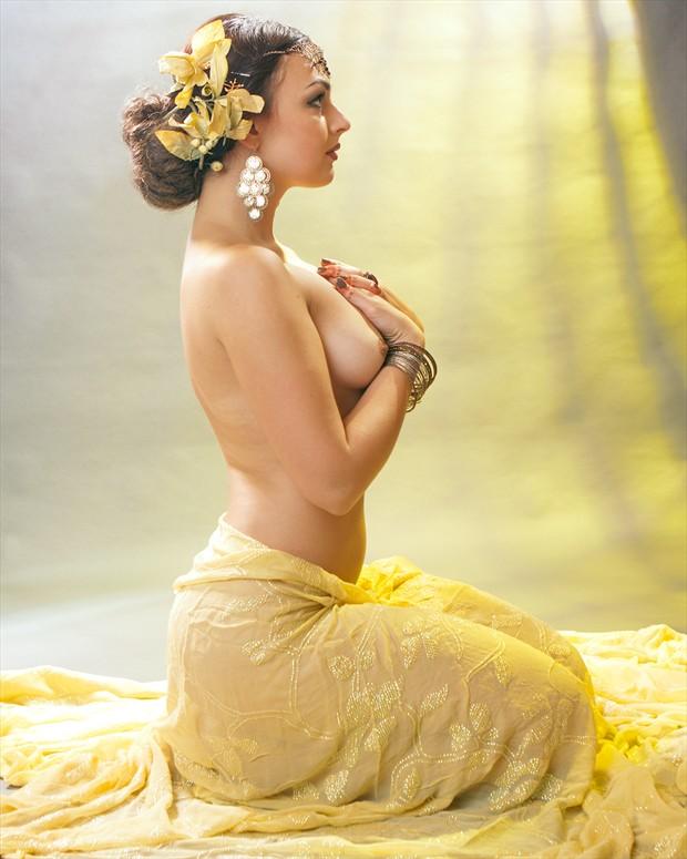 Anastasia Artistic Nude Photo by Photographer Eric Scott