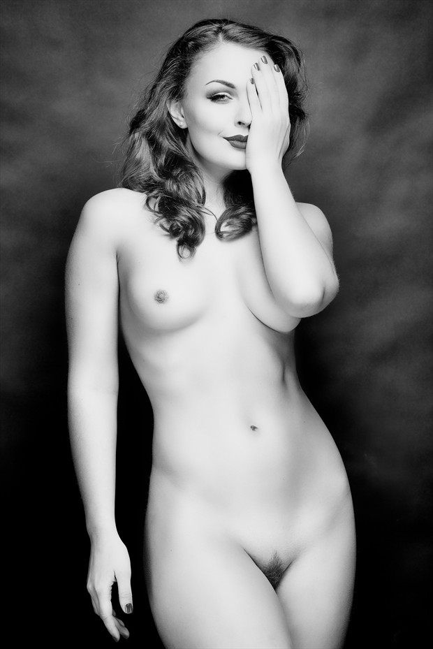 Anastasia Artistic Nude Photo by Photographer StromePhoto