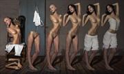 Anatomia di un Sogno Artistic Nude Artwork by Artist Contesaia